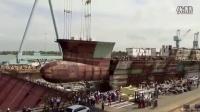 福特号核动力航母--组装及下水