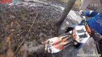 [摩托车之家]越野耐力骑行:实拍KTM越野车暴力爬坡