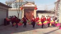 西长店广场舞红红的日子