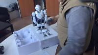 优必选 阿尔法 1S 智能机器人 原封真开箱视频