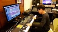 少年用电子钢琴演奏MJ 【Bad】
