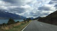 新西兰南岛皇后镇到格林诺奇自驾游