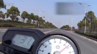 【加速实测】2015雅马哈飞致250百公里加速性能测试