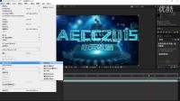 AE软件版块与文件栏目03