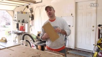 用电木铣做一个木碗-大刘木工DIY工具坊