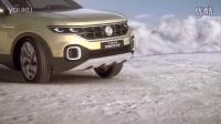 VDGER分享 大众全新概念SUV T-Cross Breeze【官方宣传片】