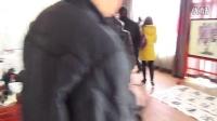 廊坊市文化局副局长赵新一行来大城县留各庄镇文化站检查工作   杜铁林摄录