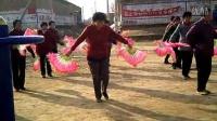 饶阳屯里庄稼院广场舞《财神驾到》2