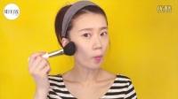 适合水肿期的瘦脸妆 - Makeup for Puffy Eyes & Slimmer Face - MELODJANE