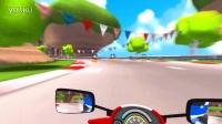 Oculus Rift游戏《VR卡丁车》预告片
