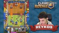 部落冲突:皇室战争 Clash Royale-ESTA CARTA ES UNA LOCURA!! - Clash Royale