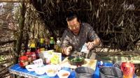 野外生存野菜识别:雪里蕻表亲辣菜的识别与烹饪春季野菜