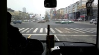 """(2)失败重挑,行车10.3公里,慢点3分钟,吉林公交郑重超常发挥,挑赢""""双子塔"""",向全国公交司机叫嚣:""""谁敢挑战我的极限?"""""""