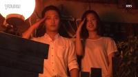 《太阳的后裔》男2女2 晋久 金智媛 拍摄花絮