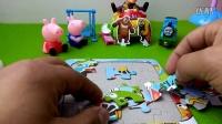 愤怒的小鸟玩具拼图 愤怒的小鸟之猪猪传★愤怒的小鸟2 peppa pig 粉红猪小妹 熊出没之