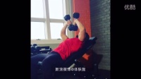 体肤旎-Bench Press with Elbow-out Triceps Extension