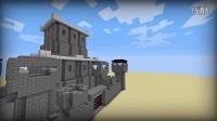 【我的世界】一键命令方块系列:城堡生成器