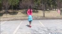 中国美广场舞动动广场舞油菜花之恋正反面教学演示_clip