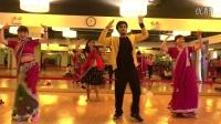 唯瑜珈JAY2016年3月印度融合舞Ghagra