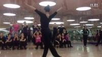 郑妍老师舞蹈 贝加尔湖畔 背面