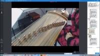 古筝入门高清视频教学上下滑音一[潭州艺术学院]