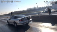 K.P. Tuning 8sec Showdown Turbo Mustang vs Turbo
