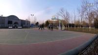 2016.3.14北京和小伙伴篮球小玩一下(1)