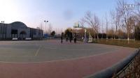 2016.3.14北京和小伙伴篮球小玩一下(3)