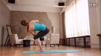 健身 瘦身操 Tara Stiles 初级瑜伽 - 全面增强力量