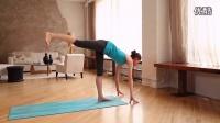 健身 瘦身操 Tara Stiles 初级瑜伽 - 平衡练习