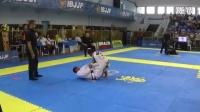 格锐搏击会馆-维埃拉VS道格拉斯-里约2016柔术夏季国际公开赛