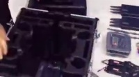 70秒 YUNEEC H920 实物开箱视频 带手持云台、相机、双遥控器等