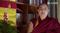 贺年卡 索达吉堪布祝福火猴年(藏语)