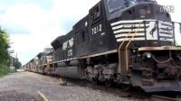 诺福克南方列车视频集