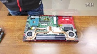 厦门科长 msi/微星游戏笔记本 GE62 GE72系列拆机加换内存固态教程