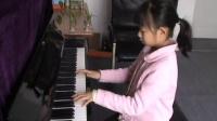 郑州八岁小学生钢琴即兴演奏《春天在哪里》