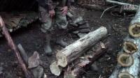 野外求生荒野生存技能如何让火堆延长燃烧时间