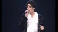 迈克尔杰克逊1995年演唱会最经典太空步机械舞