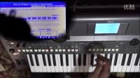 雅马哈PSR-S670操作视频教程第二集:节奏操作