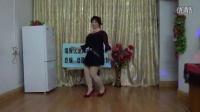 编舞优酷zhanghongaaa广场舞 最新式四方舞对跳16步 你给我的爱 单人舞精彩展示 原创