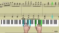 学琴屋《第一部分练习21》钢琴视频教学