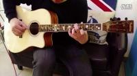 【吉他雨工作室】岸部真明 - 奇迹の山(吉他雨工作室 - 改装电箱琴2#音色试听)。