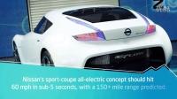 最强电动概念车Top 8