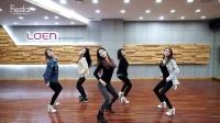 FIESTAR《Mirror》性感舞蹈练习室版MV公开