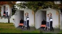 中江太安退休教师 李荣富广场舞 探戈交谊舞教学 广场舞蹈视频大全_高清