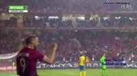 热身赛 土耳其 2-1 瑞典