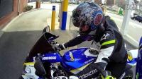 鳄鱼聊摩托(七) 大排量运动型摩托车的正确骑行姿势