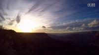 延时摄影   夕阳无限好:美国大峡谷