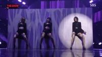 T-ARA朴智妍 - 1分1秒140610 SBS人气歌谣