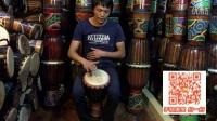 丽江大飞非洲手鼓教学 第二集节奏1